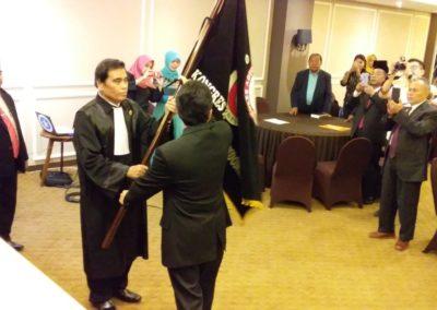 Pelantikan Ketua Dpd Kongres Advokat Indonesia (KAI) Jatim periode 2018-2023